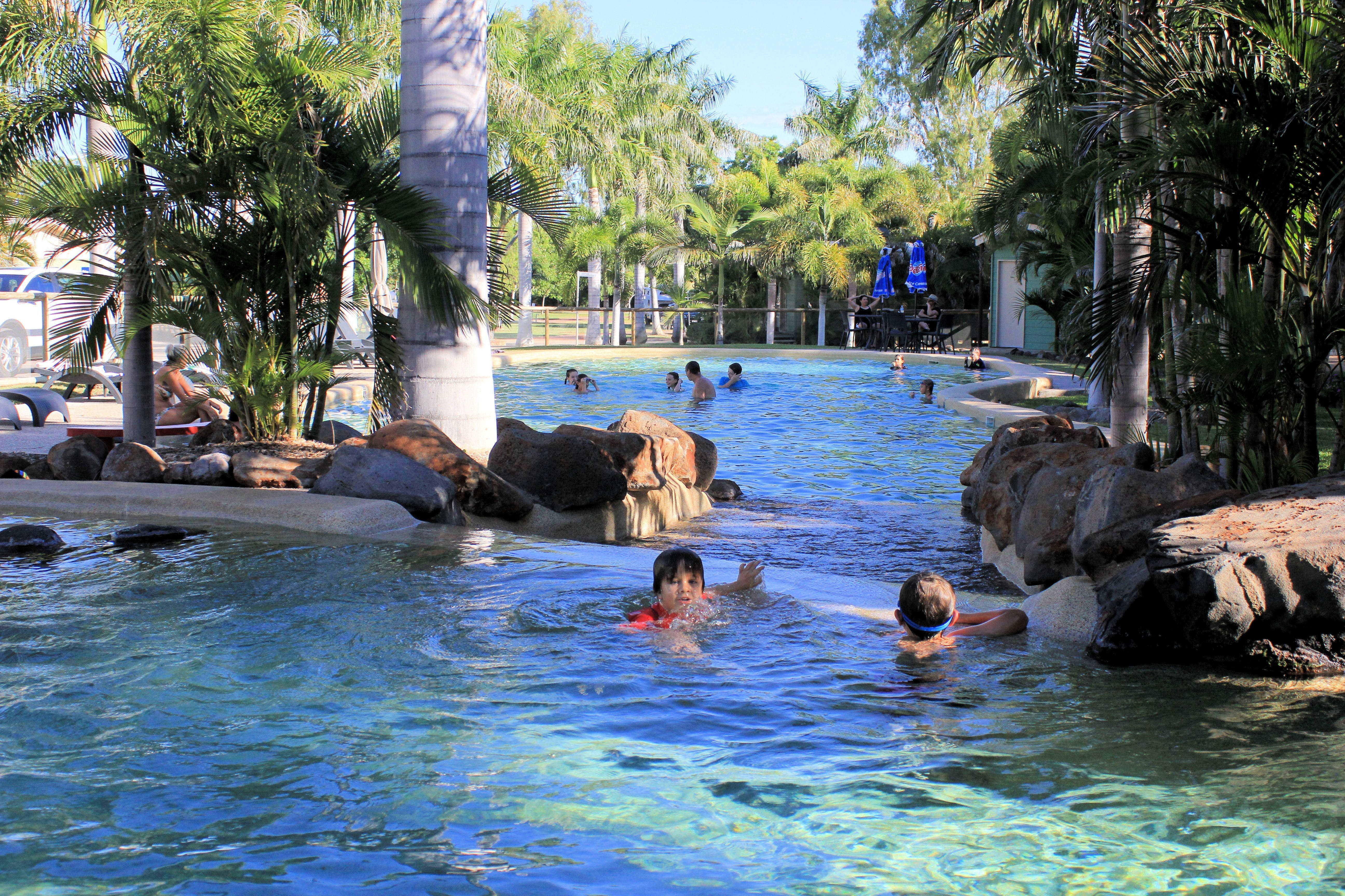 Big4 Aussie Outback Oasis Holiday Park - Nambucca Heads Accommodation