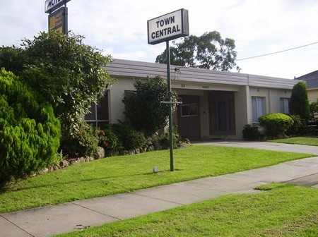 Bairnsdale Town Central Motel - Nambucca Heads Accommodation