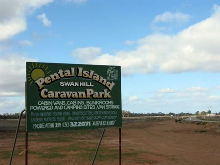 Pental Island Caravan Park and Holiday Farm - Nambucca Heads Accommodation