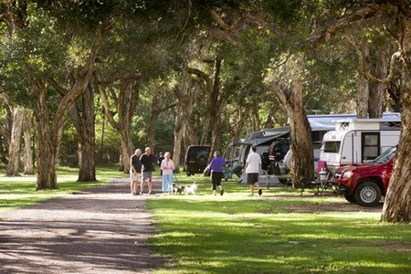 Beachfront Holiday Park - Nambucca Heads Accommodation