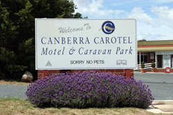 Canberra Carotel Motel - Nambucca Heads Accommodation
