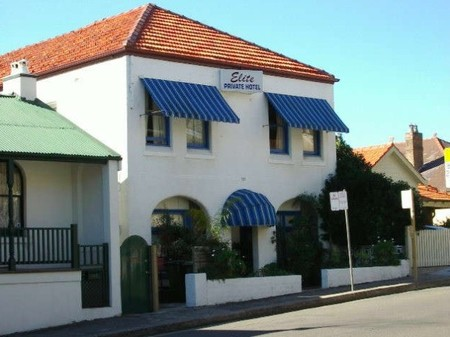 Elite Private Hotel - Nambucca Heads Accommodation