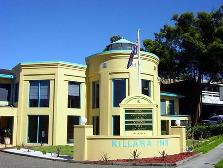 Killara Inn Hotel  Conference Centre - Nambucca Heads Accommodation
