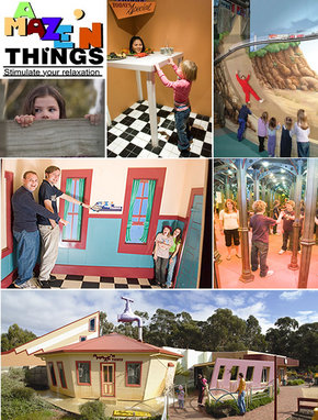 A Maze 'N Things - Nambucca Heads Accommodation