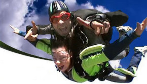 Adelaide Tandem Skydiving - Nambucca Heads Accommodation