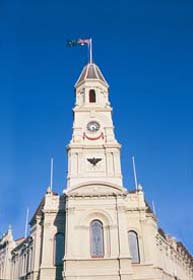Fremantle Town Hall - Nambucca Heads Accommodation