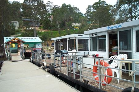 Clyde River Houseboats - Nambucca Heads Accommodation
