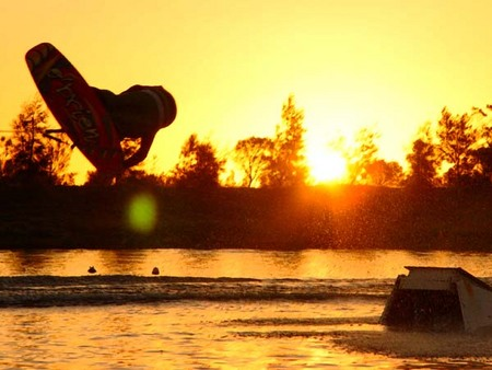 Bonney's WA Water Ski Park - Nambucca Heads Accommodation