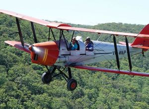 Tigermoth Joy Rides - Nambucca Heads Accommodation