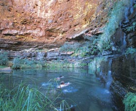 Dales Gorge and Circular Pool - Nambucca Heads Accommodation