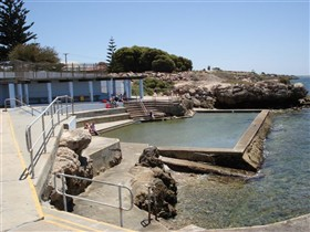 Edithburgh Tidal Pool - Nambucca Heads Accommodation