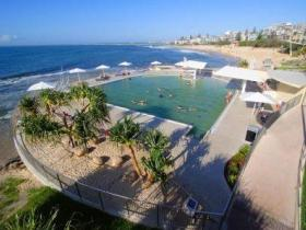 Kings Beach - Beachfront Salt Water Pool - Nambucca Heads Accommodation