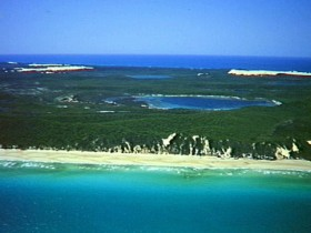 Fraser Island Great Sandy National Park - Nambucca Heads Accommodation