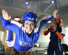 iFly Indoor Skydiving - Nambucca Heads Accommodation