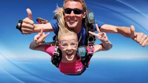 Skydive Oz Canberra - Nambucca Heads Accommodation