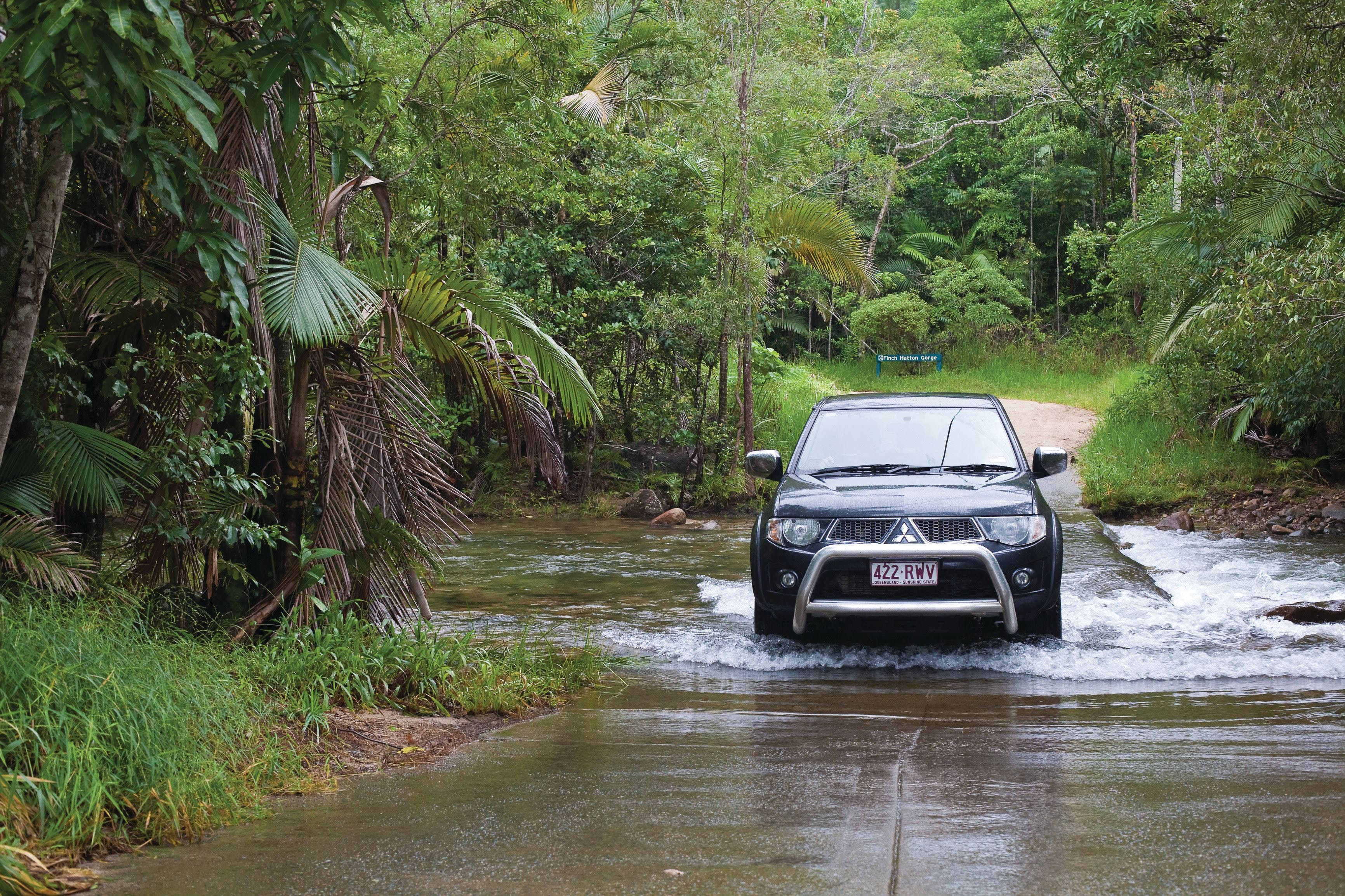 The Pioneer Valley and Eungella National Park - Nambucca Heads Accommodation