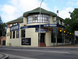 Railway Hotel - Nambucca Heads Accommodation