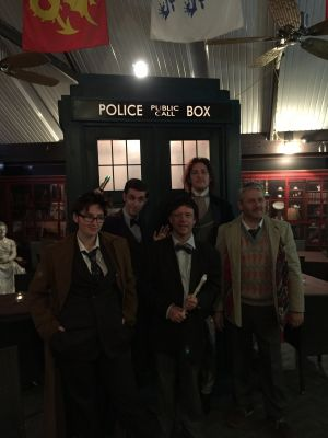 Dr Who Quiz Night - Nambucca Heads Accommodation