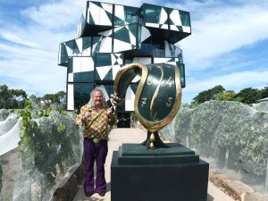 Salvador Dali Sculpture Exhibition - Nambucca Heads Accommodation