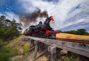 The Bellarine Railway Santa Train Specials - Nambucca Heads Accommodation