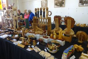 Kiama Woodcraft Group - Exhibition and Sales - Nambucca Heads Accommodation
