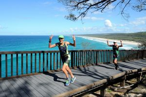 The Straddie Salute Triathlon Festival - Nambucca Heads Accommodation