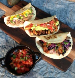 Salsa's Fresh Mex Grill - Nambucca Heads Accommodation