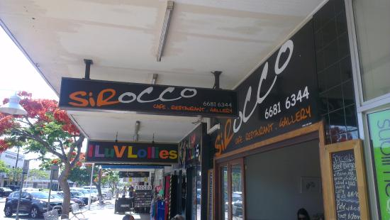 Sirocco Cafe and Gallery - Nambucca Heads Accommodation
