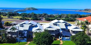 The Observatory Holiday Apartments - Nambucca Heads Accommodation