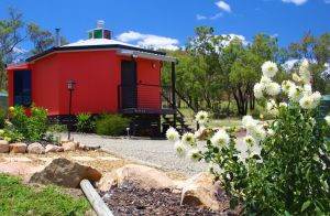 Namar Yurt - Nambucca Heads Accommodation