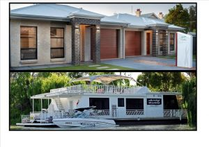 Renmark River Villas and Boats  Bedzzz - Nambucca Heads Accommodation