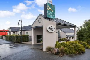 Quality Inn  Suites The Menzies - Nambucca Heads Accommodation