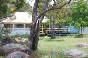 Twisted Gum Vineyard Cottage - Nambucca Heads Accommodation