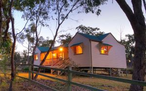 Accommodation Creek Cottages  Sundown View Suites - Nambucca Heads Accommodation