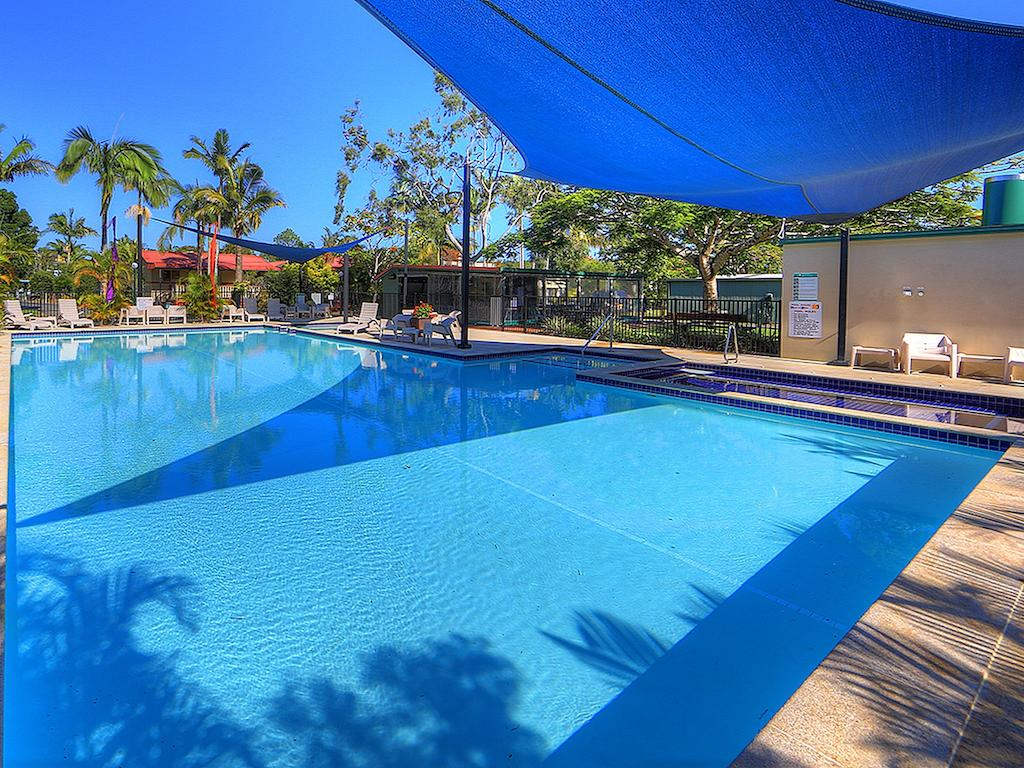 Anchorage Holiday Park - Nambucca Heads Accommodation