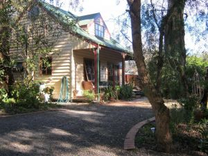 Ballarat cottages incorporating yarrowee cottage and Admirals cottage - Nambucca Heads Accommodation